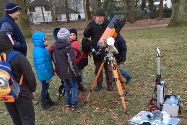 Astronomie für kinder 29.11.2018 bücherhalle elbvororte